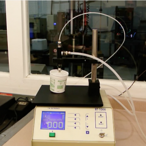 Materials Testing - BT Puncture Test of Cup Seal