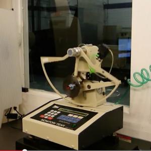 Materials Testing - Elmendorf Tear Test